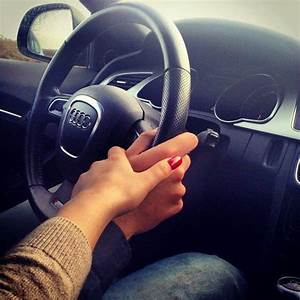 #Audi #Love #driving #hands #guida #amore | In love with ...