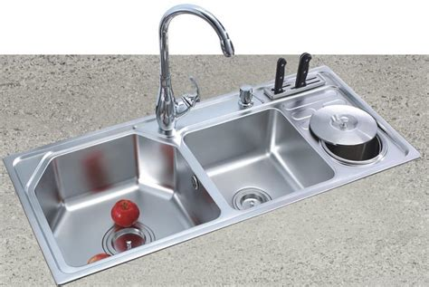 cleaning stainless steel kitchen sink how to clean stainless kitchen sinks home ideas collection 8227