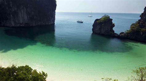 Fast Boat Phuket To Koh Samui by Hong Island Tour From Phuket By Fast Catamaran Krabi Islands