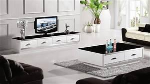 Table Tv Design : buy crocodile pattern hdf mdf wood furntiure set table and tv cabinet set ~ Teatrodelosmanantiales.com Idées de Décoration