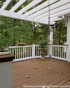 Best Way To Paint Deck Railings