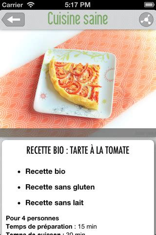 recette cuisine saine cuisine saine du bon du bio des recettes simples dans