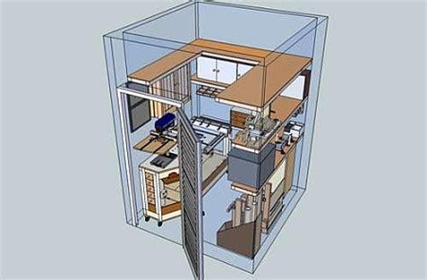 tiny workshop   tiny house toolmonger
