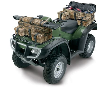 atv rack accessories classic accessories armor x atv rack bag armor x atv rear