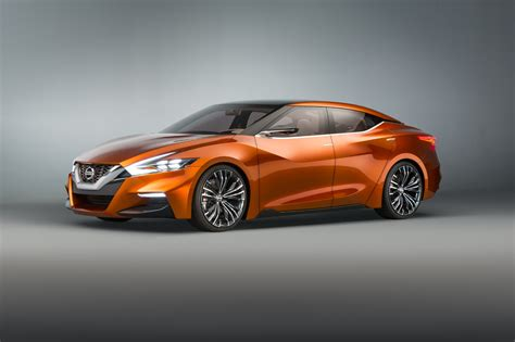 nissan sport sedan nissan sport sedan concept at 2014 naias could be next maxima