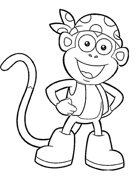 printable cartoon characters coloring pages coloring home