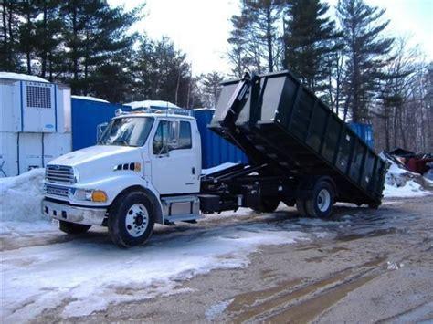 truck duty medium body trucks bed dump sitting idle take beds flatbed interchangeable dedicated