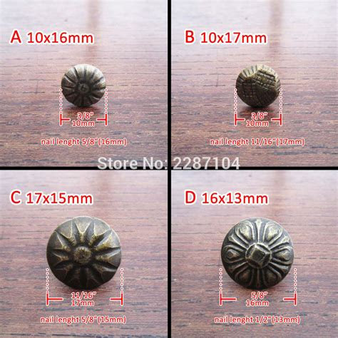 Upholstery Nail Heads Wholesale by Popular Decorative Nail Heads Buy Cheap Decorative Nail