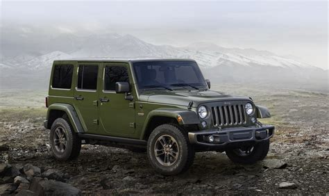 Jeep Picture by 2016 Jeep Wrangler 75th Anniversary Edition Picture