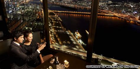 seoul bars  incredible views cnn travel
