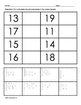 25+ Best Ideas About Teen Numbers On Pinterest  Teaching Teen Numbers, Kindergarten Math