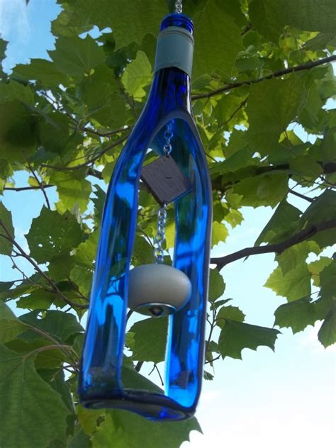 homemade wine bottle crafts