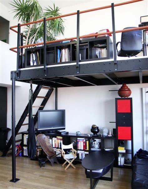 awesome diy kit    build   mezzanine