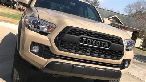 Ebay Toyota Tacoma by 2017 Tacoma Sr5 Grill Auxdelicesdirene