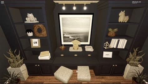 pin  toysby   bloxburg   house decorating