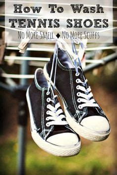 how to wash tennis shoes 1000 ideas about washing tennis shoes on pinterest clean tennis shoes laundry hacks and