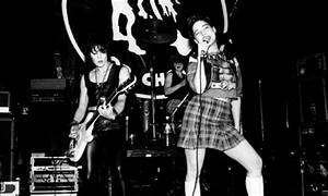 Riot grrrl: searching for music's young female ...