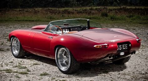 Eagle Builds A New E-type Speedster By Car Magazine