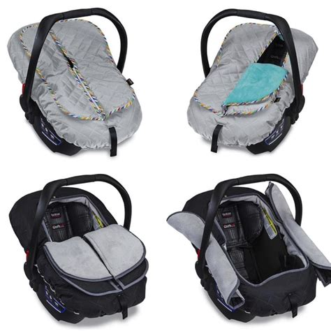 Britax Bwarm Insulated Infant Car Seat Cover Growing