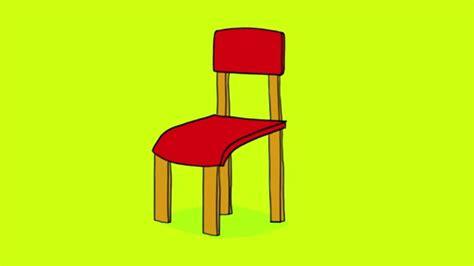 Apprendre à Dessiner Une Chaise Youtube