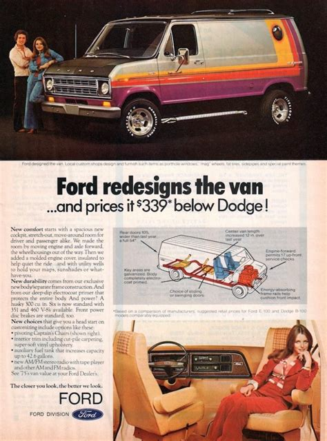 vannin madness  classic van ads  daily drive