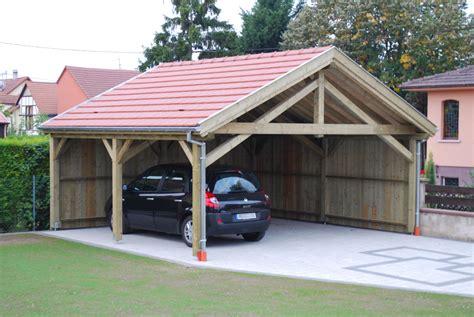 Garage Abri De Jardin by Installation Carport Et Abris De Jardin En Alsace Misterbois
