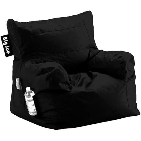 Big Joe Roma Bean Bag Chair Black by Big Joe Bean Bag Chair Colors