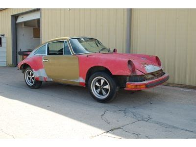 how to fix cars 1987 porsche 911 parking system purchase used 1970 porsche 911 t 2 2l in ogden utah united states