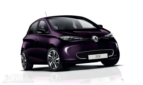 renault purple 2018 renault zoe ev it s purple and more powerful cars uk
