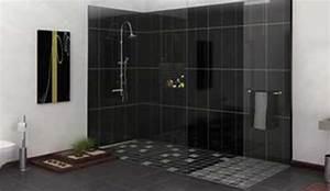 la douche a l39italienne entre confort et design With deco douche a l italienne