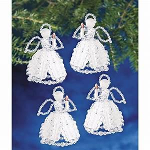 Perlen Engel Selber Basteln : 4 engel im set 10 cm ~ Lizthompson.info Haus und Dekorationen