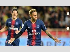Reports Neymar to leave PSG in 2019 with three clubs looming