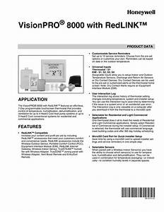 B04 Honeywell Vision Pro 8000 Wiring Diagram