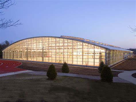athletic center  kenyon college  ohio architecture
