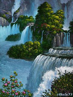 3d Animated Wallpapers Of Nature by 30 Beautiful Nature Animated Gifs At Best Animations