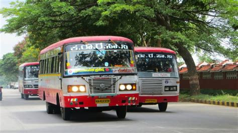 Ksrtc resumes bus service with the help of private drivers in bengaluru. Former MLA hires 40% of Mandya's KSRTC fleet for daughter ...