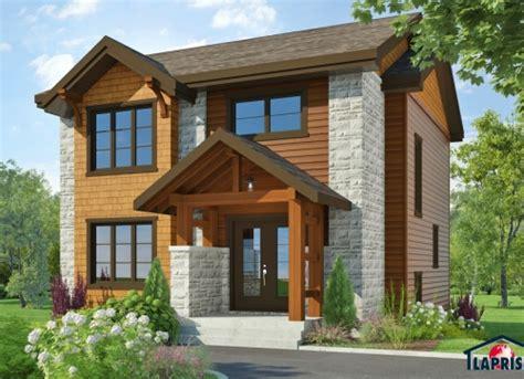 home plans maison laprise prefabricated homes