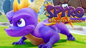 Spyro Reignited Trilogy Coming To PC And Nintendo Switch