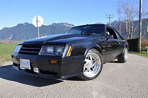 Greentree's 1980 Ford Mustang in