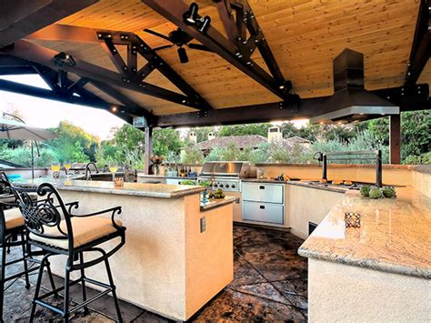 patio kitchen ideas photo page hgtv