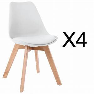 Chaise scandinave Achat / Vente Chaise scandinave pas cher Cdiscount