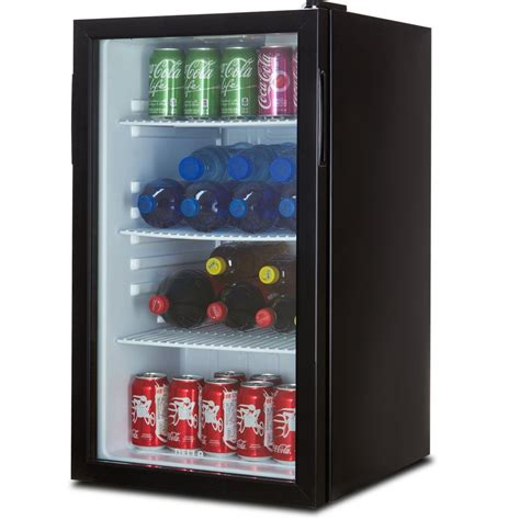 Beverage Fridge by Della Beverage Refrigerator Cooler Compact Mini Bar Fridge