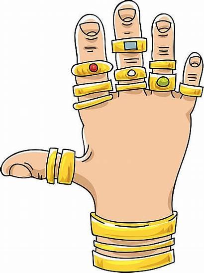 Finger Ring Clip Vector Rings Illustrations Graphics