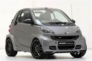 Smart Brabus Schaltknauf Mit Startfunktion : brabus ultimate style smart fortwo cabrio wird zur ~ Jslefanu.com Haus und Dekorationen
