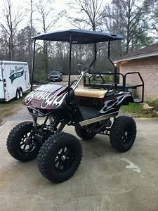 Lets See All The Big Lifted Carts