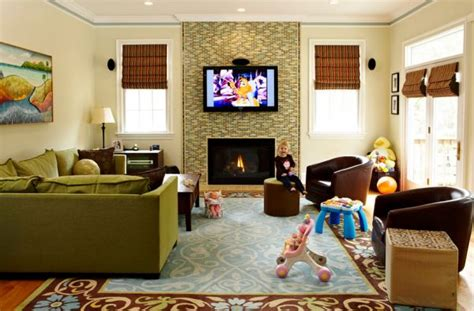 The Pros And Cons Of Having A Tv Over The Fireplace