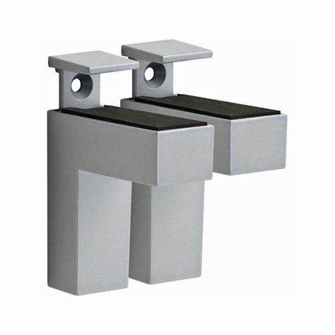 cabinet adjustable shelf hardware dolle eliot 3 16 in 1 1 2 in adjustable shelf bracket