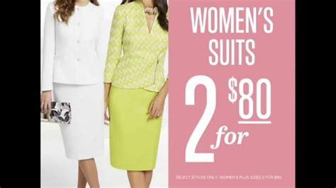 K&g Fashion Superstore Easter Looks Event Tv Spot, 'suits