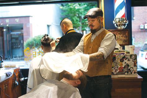 hot barbershop korean a barbershop for discerning gentlemen