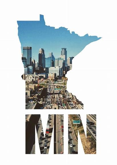 Postcard Minneapolis Minnesota Skyline Bestsellers Trending Profiles
